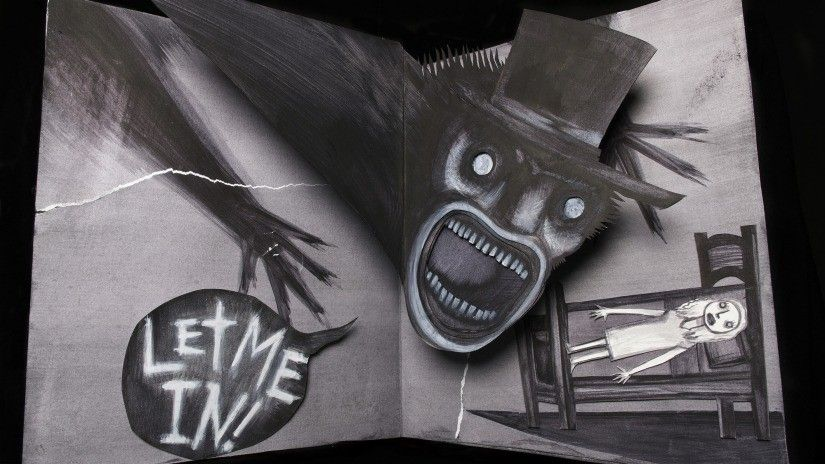 1. The Babadook (2014)