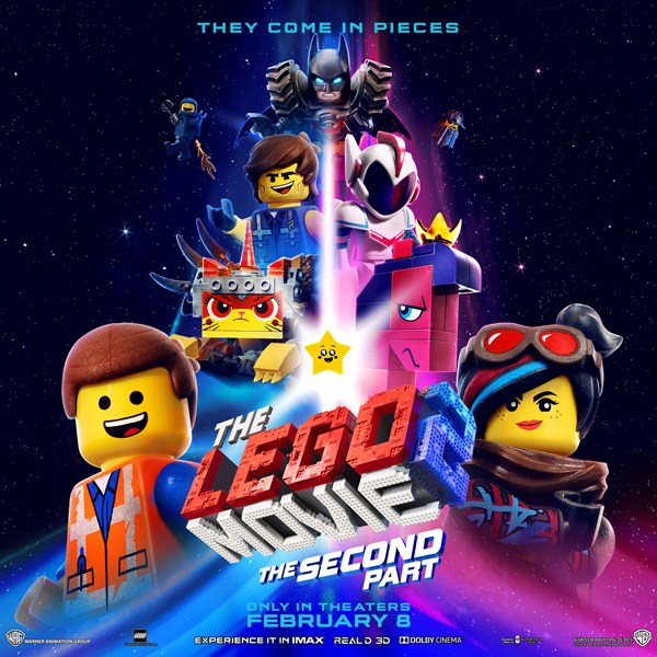 The Lego Movie 2: The Second Part ra rạp 8/2/2019